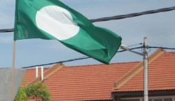 Bendera PAS flag