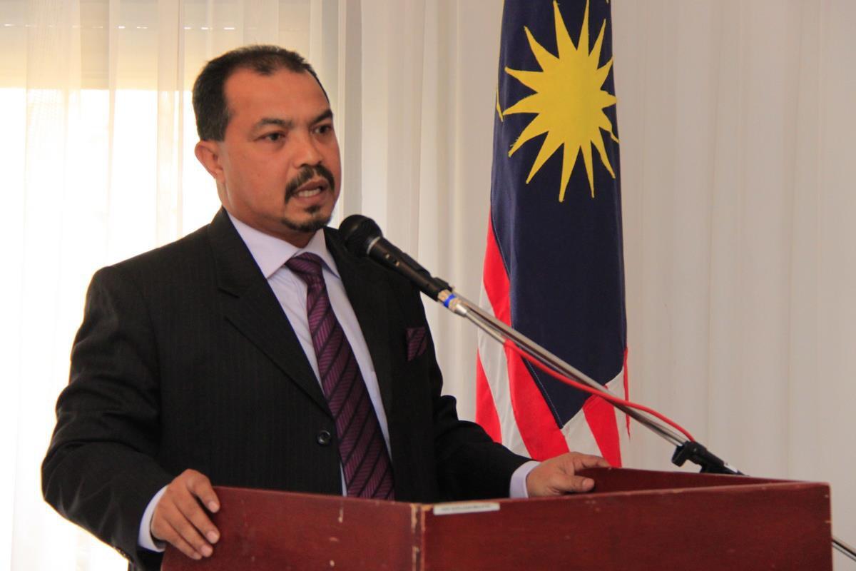 Islamic Affairs Minister