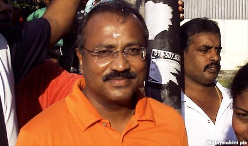 Hindraf-defacto-leader-P-Uthayakumar-