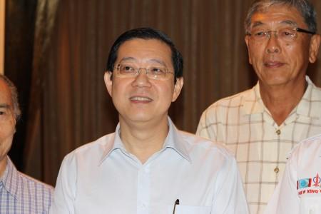 Lim Guan Eng di Kota Kinabalu