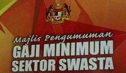 Minimum wage Malaysia