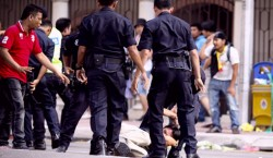 PDRM Malaysian Police brutality Bersih 3.0 3