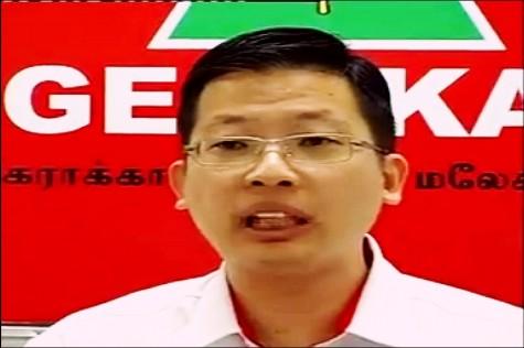 Chairman of the Pemuda Gerakan Kedah