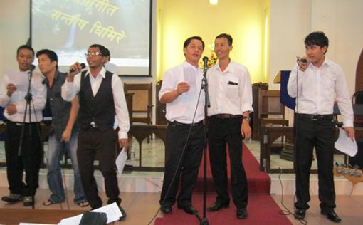 Migrant Ministry Klang Nepali Cultural Program 5
