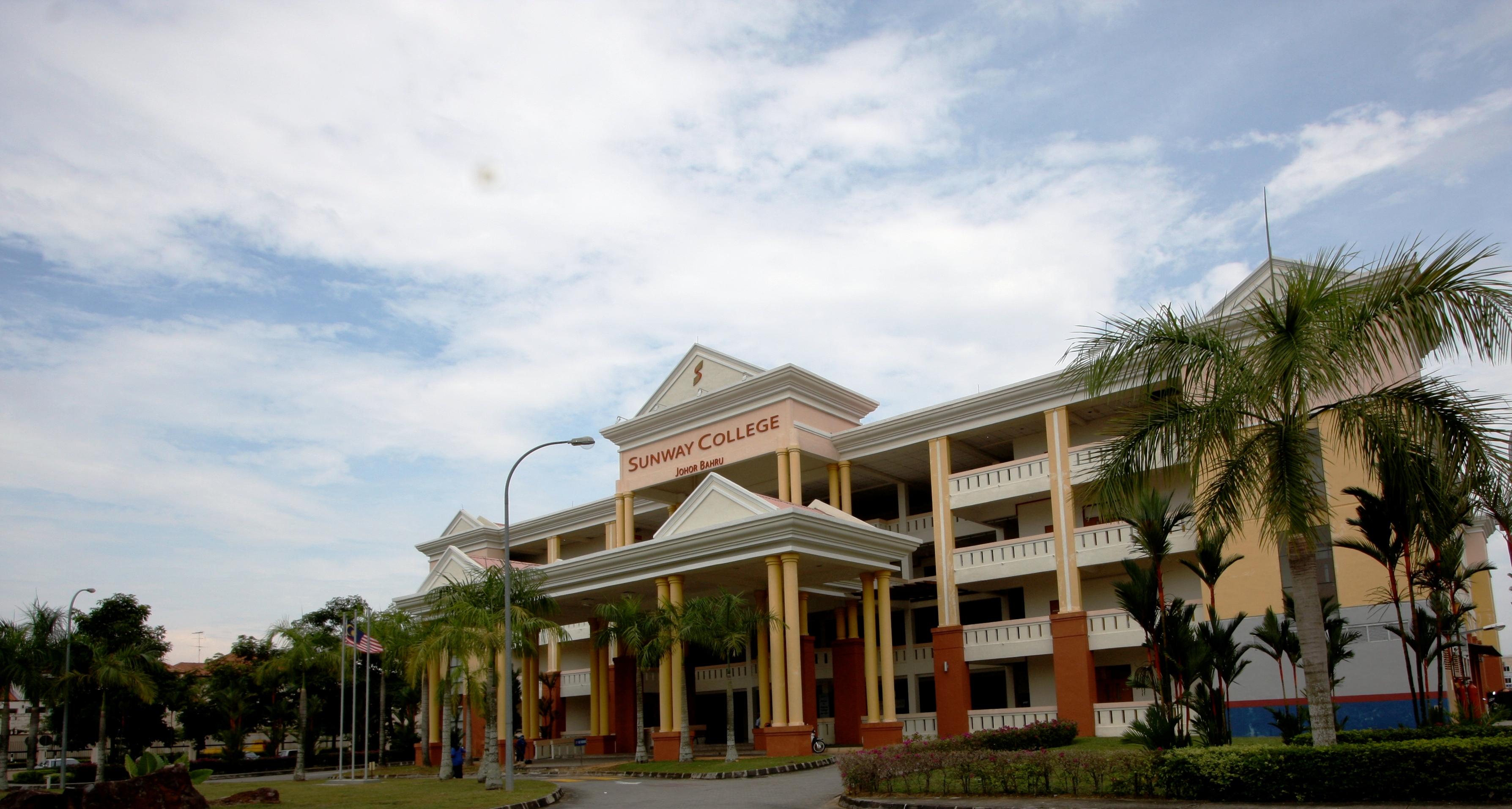 Sunway university college jb malaysia law bih jin expose bra - 1 3