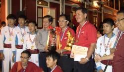Kun Seng Keng Lion Dance, Taman Aman Johor - 2011 & 2012 Champion