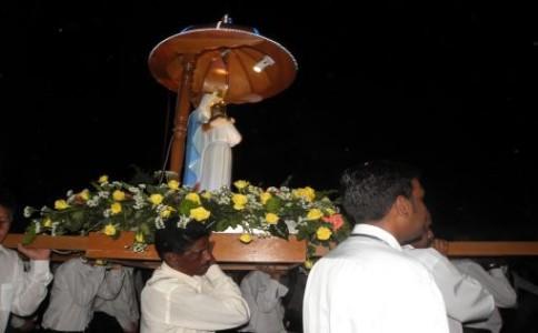 Feast of St Anne in Bukit Mertajam, Penang