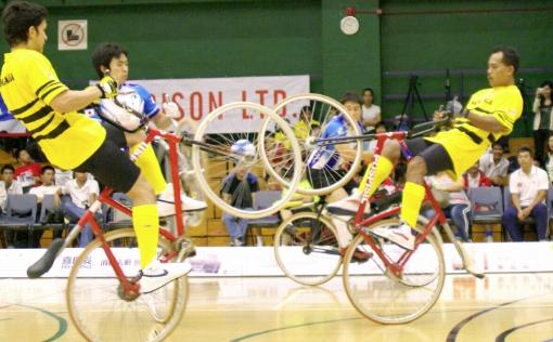 Cycle Ball World Championship Muar