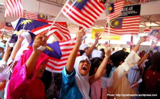 Unity in Diveristy Malaysia Merdeka