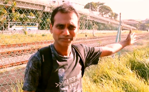 Reminiscing memories of KTM Tanjung Pagar station