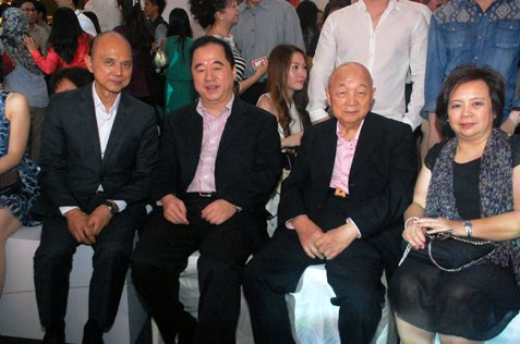 Jimmy Choo, Dato' Tan Boon Pun, Dato' Tan Kim Hor & Tan Bee Huat