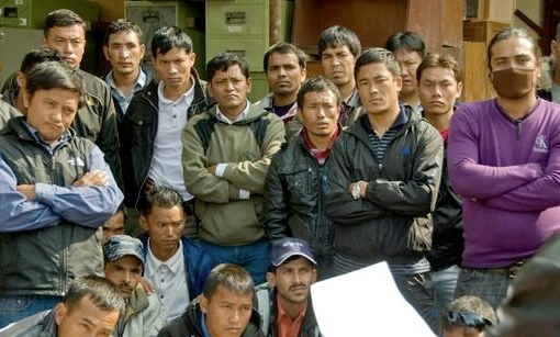 Nepal Migrant Workers Malaysia
