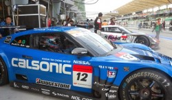 Super GT Round 3 2012 at Sepang