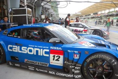 Super GT Round 3 2012 at Sepang