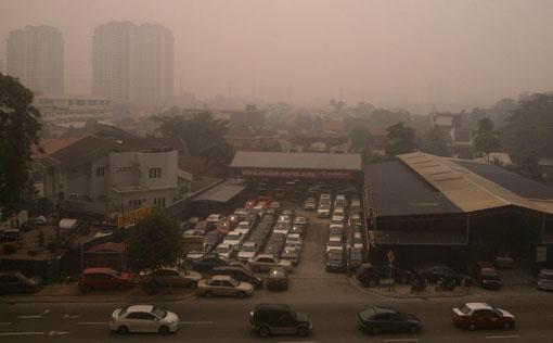 Jalan Ipoh, Kuala Lumpur (11:45am). Photo by Navin Kumar Perianen