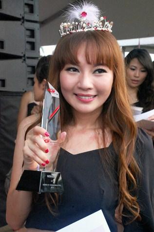Super GT Queen Malaysia 2013 Stilly Goh