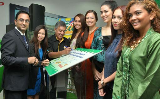 Dettol Spreads the Spirit of Ramadan Donating to MyKasih 3