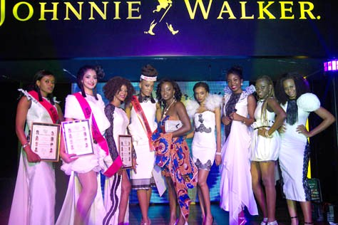 Miss African Tropics 2013 winners and finalists