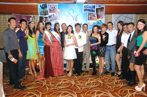 Miss Scuba Malaysia 2013 press launch group photo