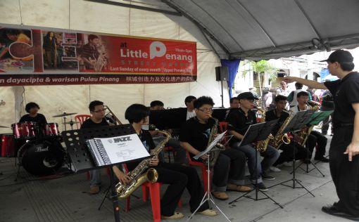 Penang Philharmonic Jazz Combo