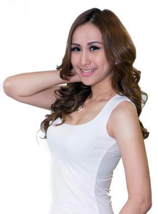 Race Queen Malaysia 2013 -Miss Beautiful Smile Albee Koey
