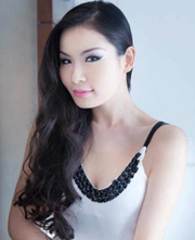 Race Queen Search Malaysia 2013 organiser Rose Chin