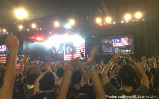 Malaysia Metallica And Justice For All Concert 2013 1