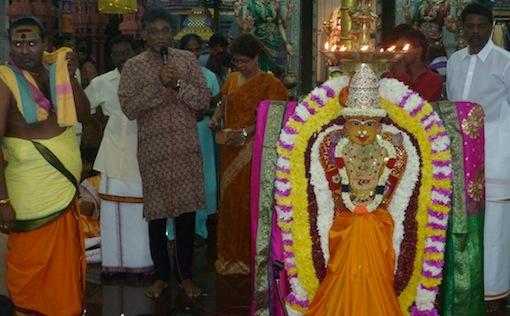 Raja Rajeswary Amman Thiruvilakku Pooja 1