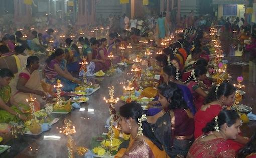 Raja Rajeswary Amman Thiruvilakku Pooja 2