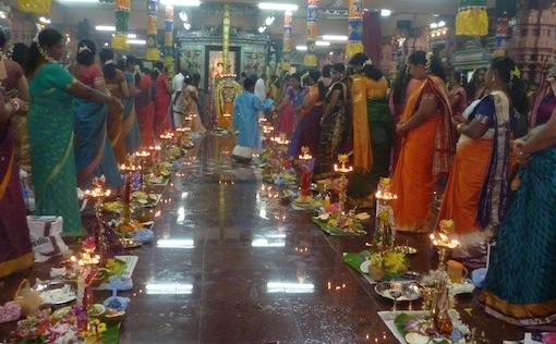 Raja Rajeswary Amman Thiruvilakku Pooja 4