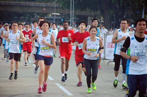 KL Marathon 2013