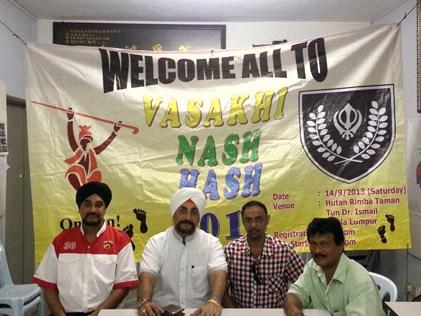 Vaisakhi Nash Hash 2013