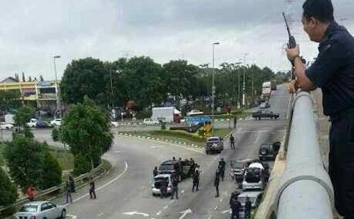 gun shooting in Melaka 3