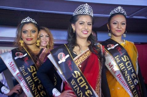 (L-R) Loginee Kularaja, Devia Haresh Kumar and Poonamjit Kaur
