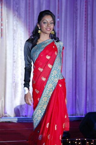Miss Elegant  Dhivasakti