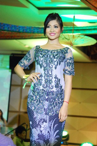 Miss Photogenic Anita Lee - Wilayah Kebaya 2013