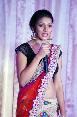 Miss Saree Malaysia national director Manpreet Kaur