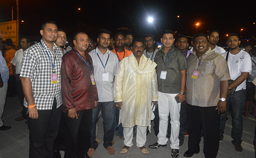 Mahadevanin Kurta and team