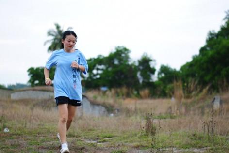 Another runner