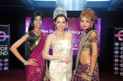(L-R) Melvinder Kaur, Jean Lee & Rathi Bhatia