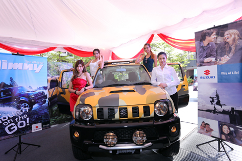 Suzuki Jimny new launch