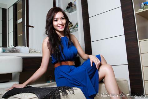 Jean Lee - Miss Malaysia Kebaya 2012