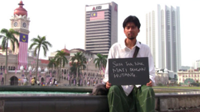 M-C-M: Utopia Milik Siapa is another 2012 winner. Director: Boon Kia Meng