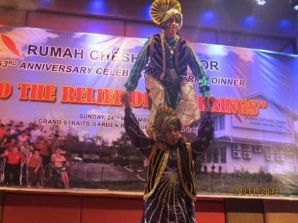 The Jigri Yaar Bhangra troupe under Arwinder Singh Padda