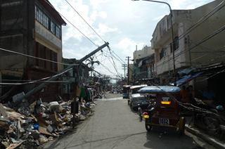 Another result of the wrath of Haiyan