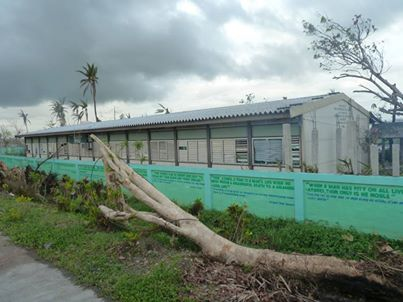 Hurray...the school built by Japan International Cooperation Agency JICA was not destroyed