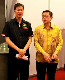 Mr Tan and Mr Mok
