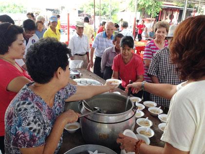 Desserts for senior citizens