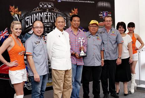SummerNats Malaysia Launch