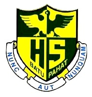 Batu Pahat High School Badge